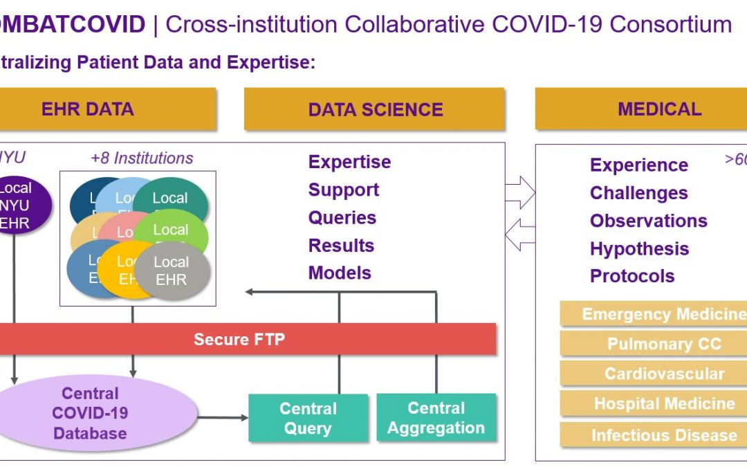 Big Data and Collaboration Seek to Fight Covid-19